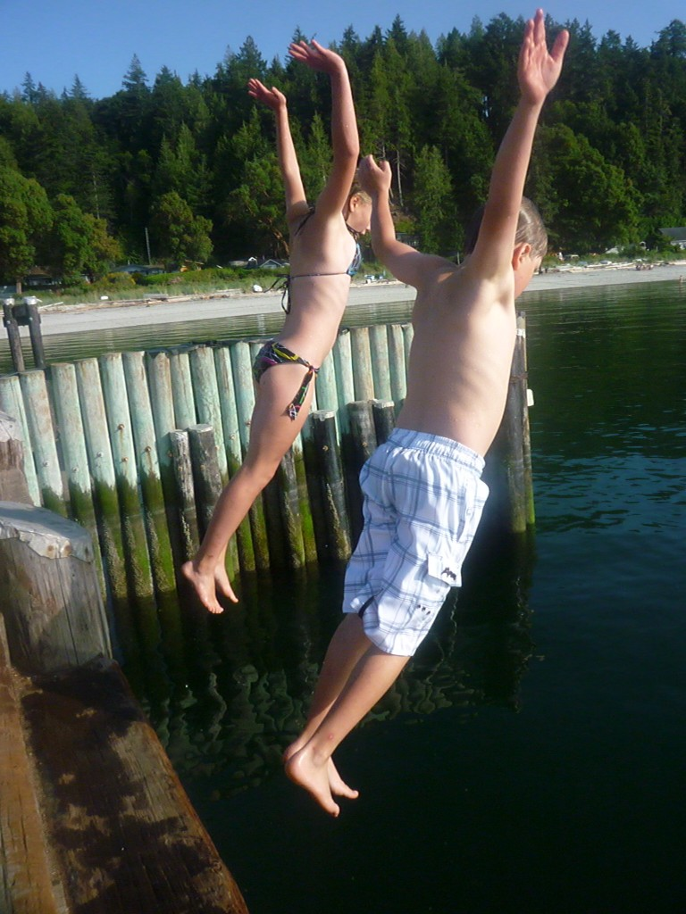 jumping-off-warf