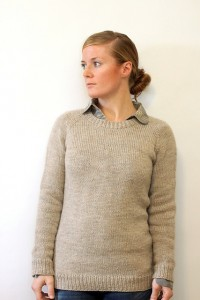 Classic Raglan by Jane Richmond
