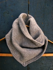 Bandana Cowl from the Purlbee