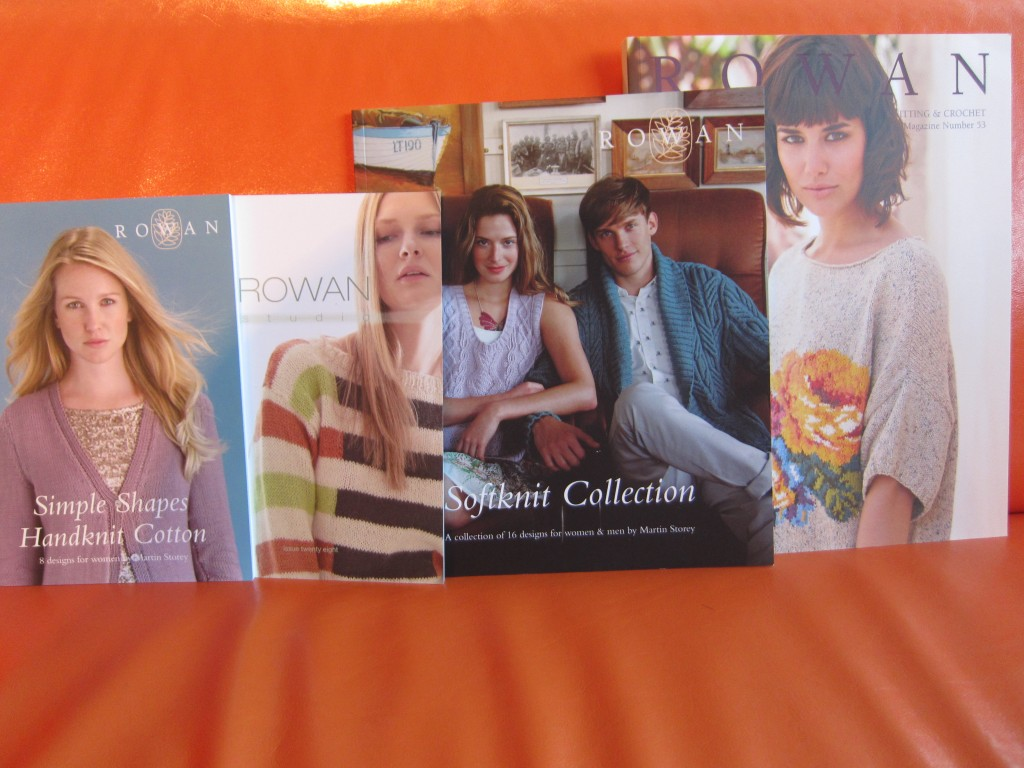 New Rowan Books